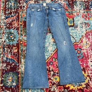 True Religion Jeans size 30 Flare